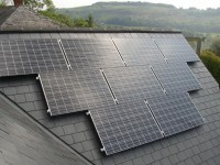 Solar PV in Wales