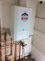 Ideal boiler install