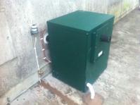 Worcester Heatslave Extenal Combi Oil Boiler
