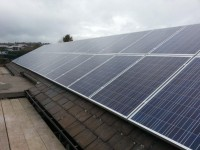 7.84 Kw Installation