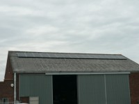 Mitsubishi 4kW Commercial Installations