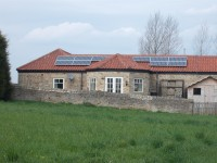 Sharp 1.75kWp Installation