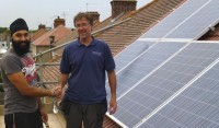 A Solar Edge Retrofit in Hounslow