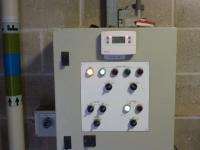 Commercial heating controls at Wardle academy high school