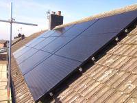 3.975kW Solar PV installation in Shortstown, Bedford