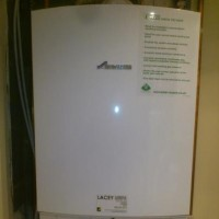 Worcester 35CDI Installed 11 March 2013