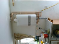 Boiler replacement (After)