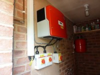 Midlands Solar - 3.76kWp Sanyo HIT235 Panels with a Sunnyboy SB3800 Inverter (2)
