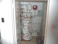 New Unvented Cylinder
