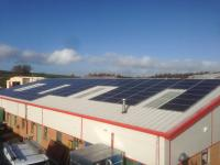 Largest Solar PV Installation Project Northwest Ireland
