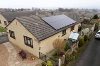 4kWp Sanyo & SolarEdge system