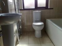 New bathroom makeover Upton Belfast