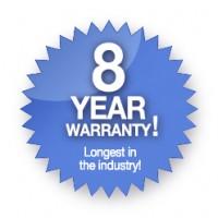 8 Year Boiler Warranties