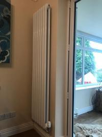 Designer radiators.