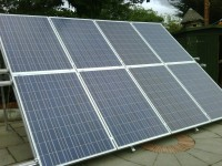 Solar PV Ground Mounted System