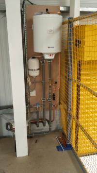 30ltr Unvented water heater