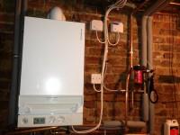 Vessimann boiler