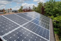 Muswell Hill, 14 Sharp Modules 2.6kW system