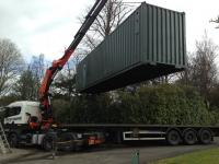 90kW Biomass Container System