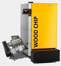 Biomass Bioler - Woodchip