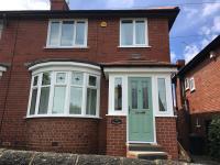 Upvc windows & front porch
