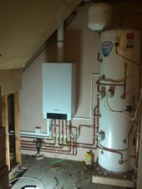 35kw Viessmann vitodense 200-w system boiler