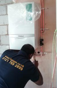 Vaillant Unvented system Installation