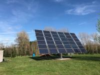 10kWp Solar PV Tracker