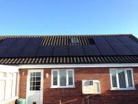 4.0 kw Canadian Solar install, Martham