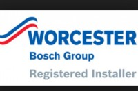 Worcester Bosch registered installer.