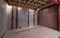 Under floor heating installation Hampstead London