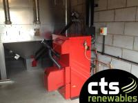 Grant Spira 26kw Biomass Boiler Installation