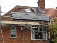 Leeds PV Job from road