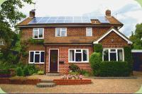 Domestic Solar PV array