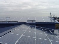 44.545KW Commercial Installation Leicester