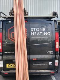 Full copper installation