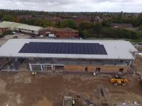 50 KwP New Western Power Depot