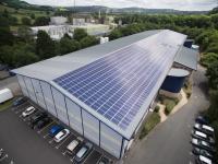 Mypower Commercial Solar Install