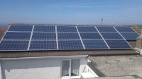 A 4kw solar p.v install in cornwall