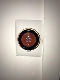 Nest Smart Thermostat Install
