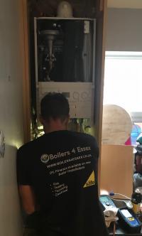 Boilers Repaired