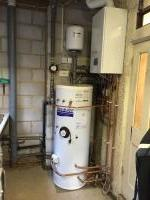 Glow worm energy and new sealed cylinder installed in cranleigh