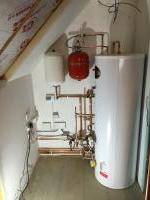 unvented cylinder in loft conversion