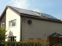 4 kWp System (Suntech 250w)