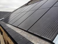 Inroof Solar PV Installation
