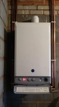 Combi Boiler Upgrade May 2017