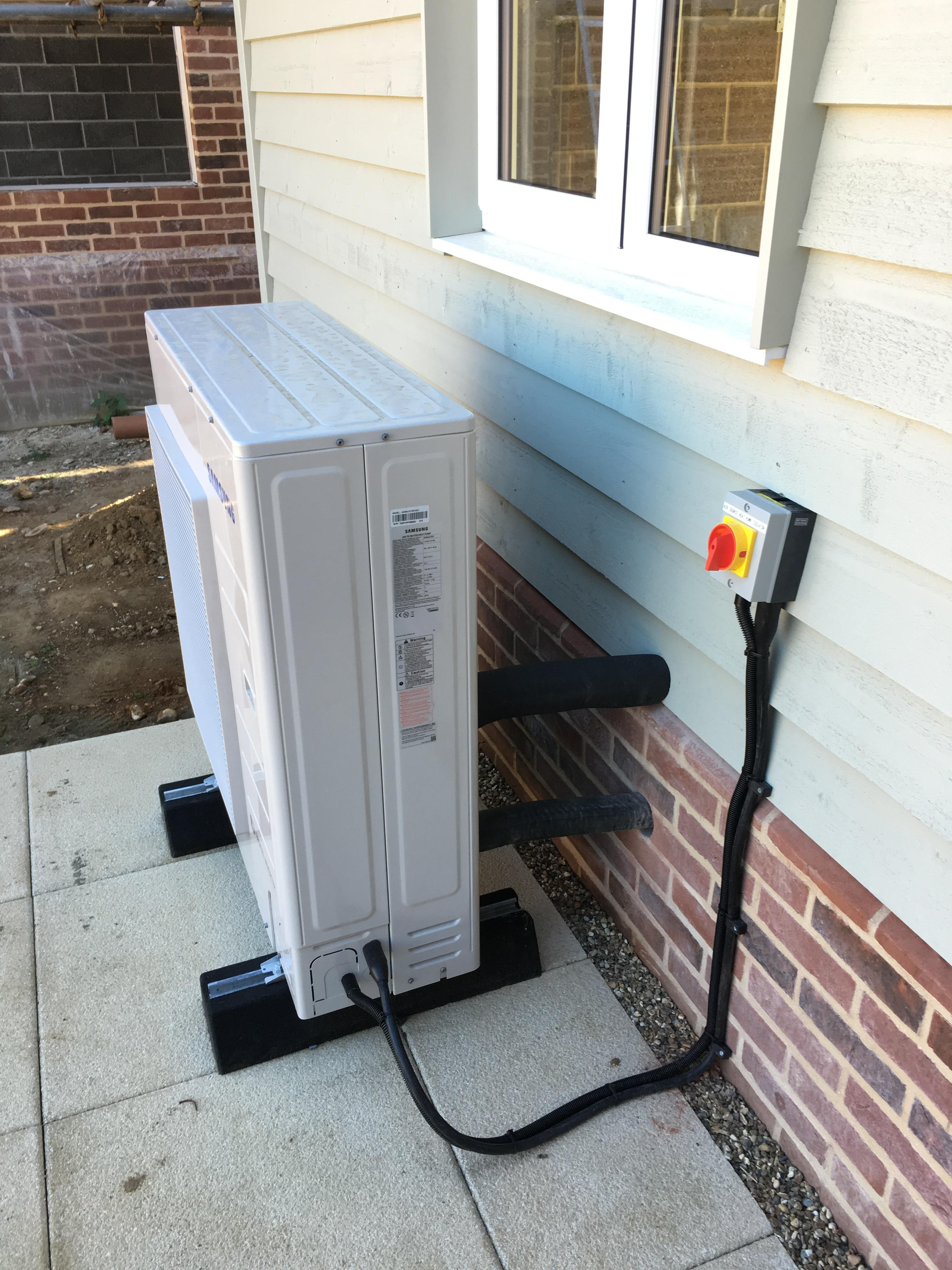 Integrated Energy Consultants Ltd Heat Pump Installers